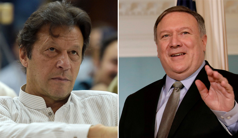 Pak asks US to 'correct' state department readout about terrorists operating in country