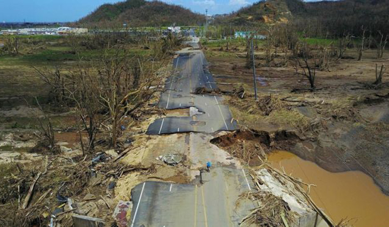 Hurricane Maria Death Toll Rises to 2975