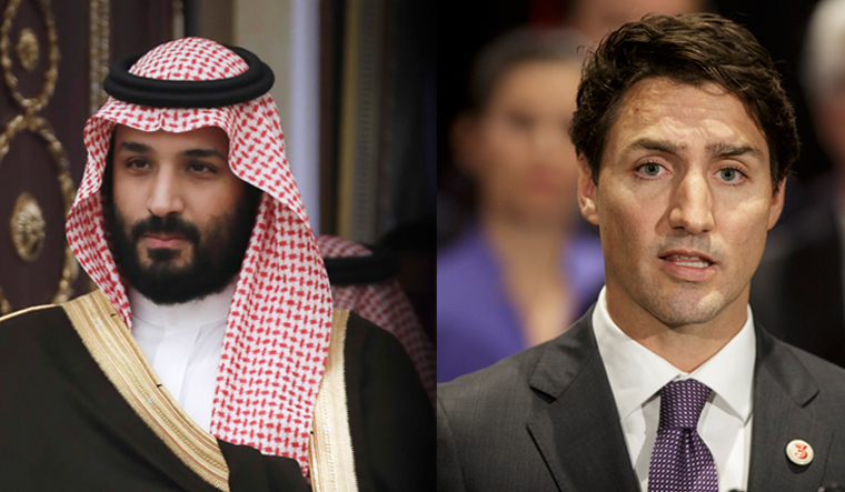 Saudi Arabia appears to threaten Canada with 9/11-style attack