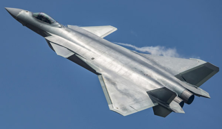 Why engine 'breakthrough' for China's stealth fighter should worry
