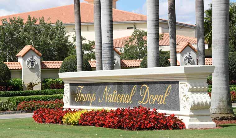 Trump drops plan to host 2020 G-7 summit at his Doral golf resort