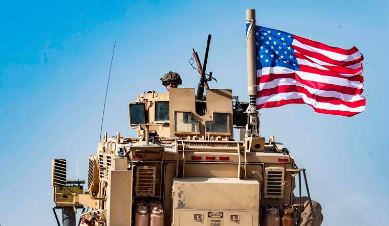 US troops will leave Syria for Western Iraq: Defence Secretary