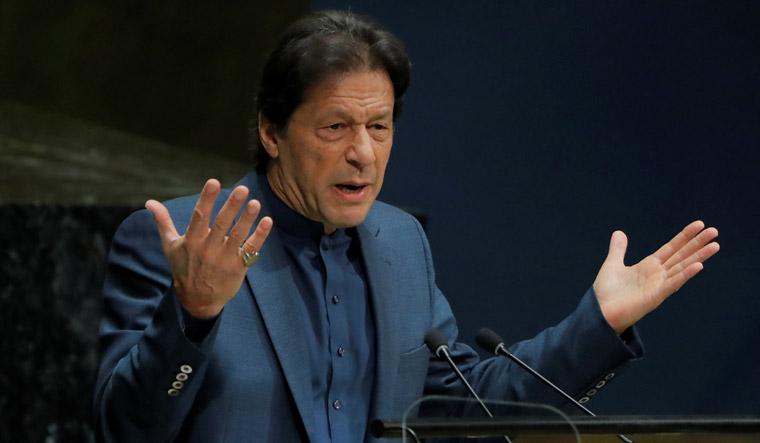 [File] Pakistan Prime Minister Imran Khan | Reuters