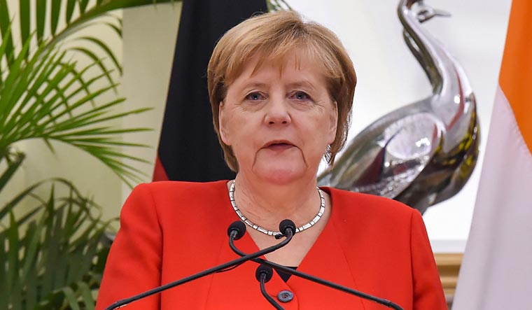 Merkel warns up to 70% of Germans likely to contract coronavirus