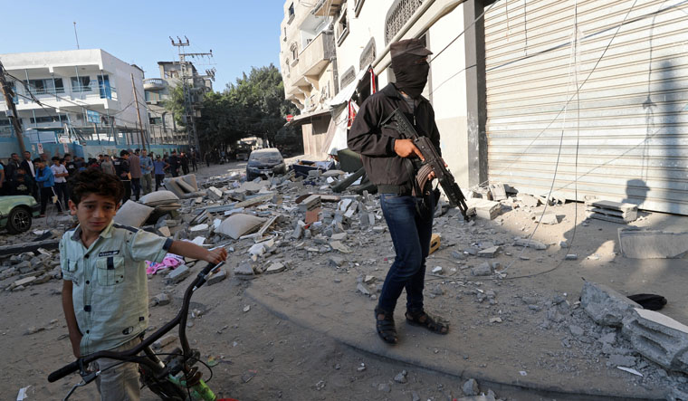 Gaza's children struggle to keep hope alive
