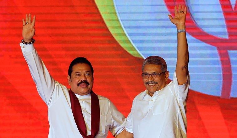 Mahindra-Rajapaksa-Gotabaya-Rajapaksa-AP