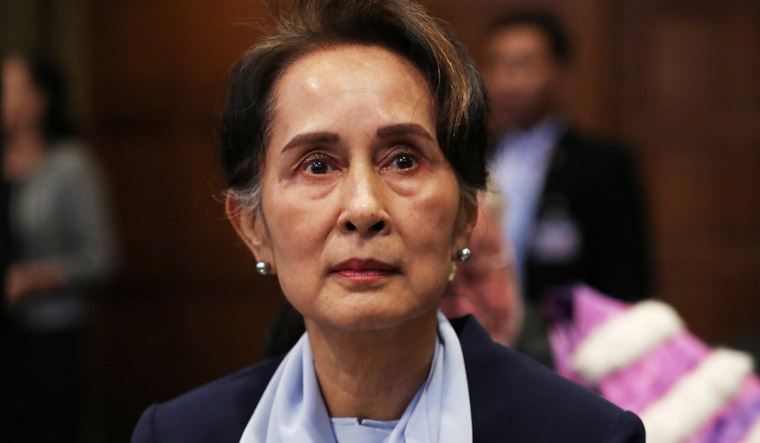 Myanmar's Suu Kyi's defence of army puzzles former admirers