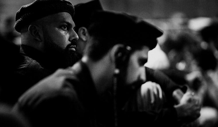 Ahmadiyya worship UK