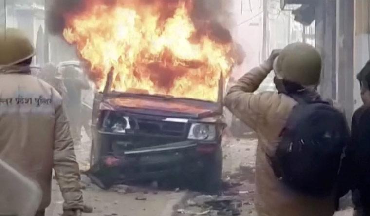 Death toll in Uttar Pradesh violence over CAA protest reaches 16