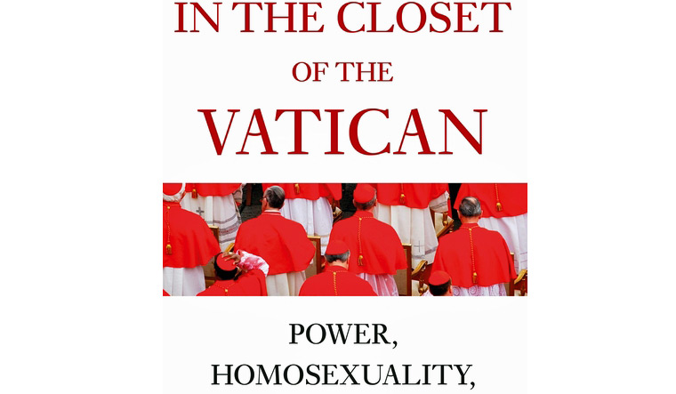 Four in five Vatican priests are gay, claims book