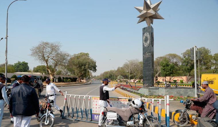 Karachi security