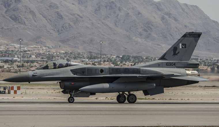 Pakistan Air Force F-16