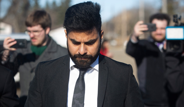 Truck driver in Humboldt Broncos crash sentenced to 8 years in prison