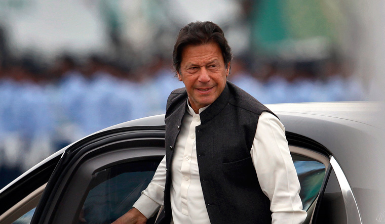 Imran Khan says Indo-Pak relations to remain tense till elections in India