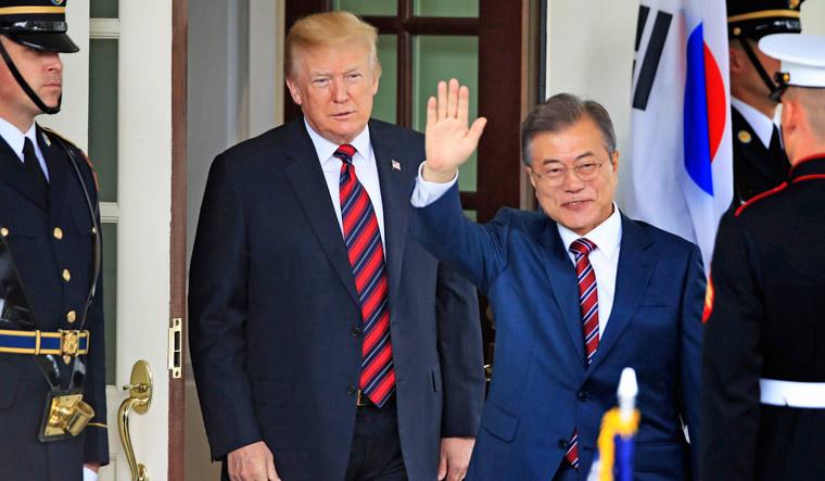 Koreas US Diplomacy