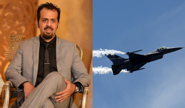 Taha Siddiqui F-16 collage