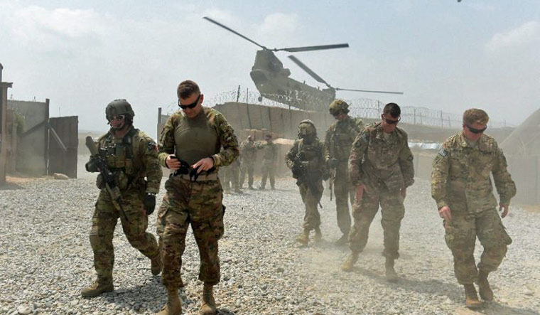 NATO approaches Qatar to set base to train Aghan forces