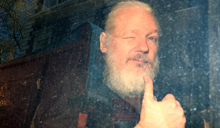 Assange convicted for skipping bail; US seeks extradition