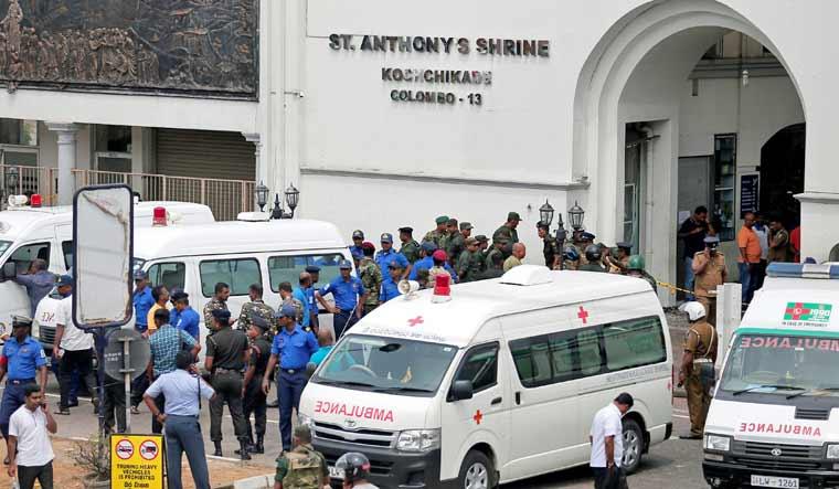 Sri Lanka blasts: Govt orders night-time curfew