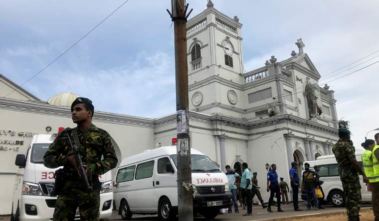 160 dead as blasts hit three churches, five-star hotels in Sri Lanka