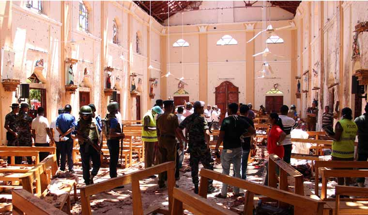 8 Indians die in Lanka blasts, highest number among foreigners killed