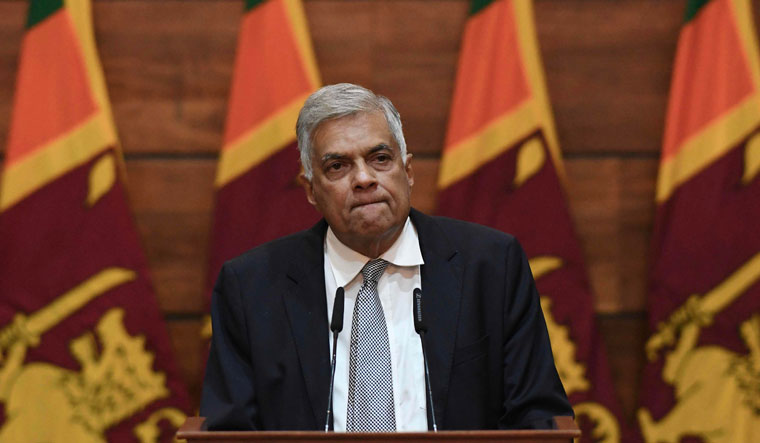 Sri Lanka didn't arrest citizens who joined IS as it is not against law: PM