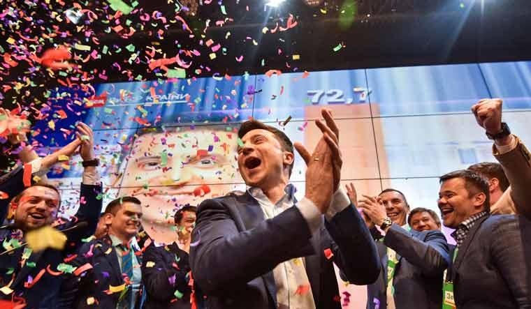 FILES-UKRAINE-POLITICS-VOTE-INAUGURATION