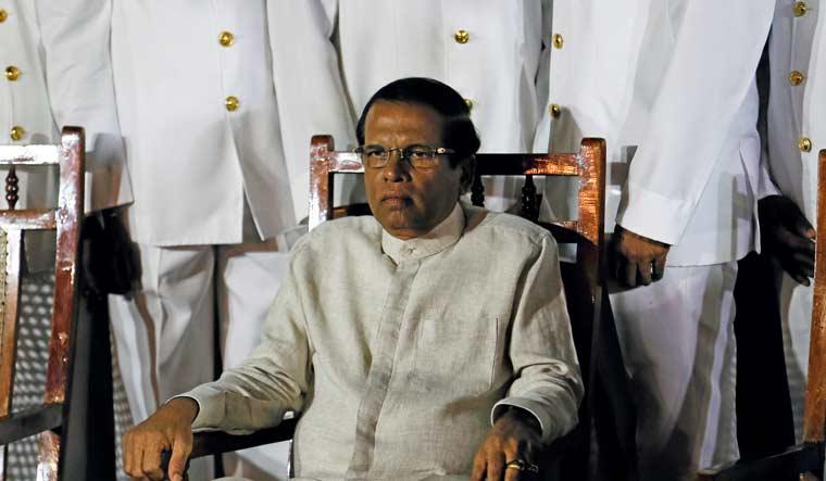 Pak's Colombo envoy says Sri Lanka in support of UN resolutions in Kashmir; Sirisena refutes