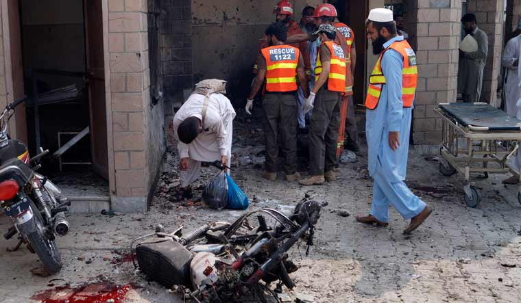Pakistan: 7 killed in suicide attack in Khyber Pakhtunkhwa province
