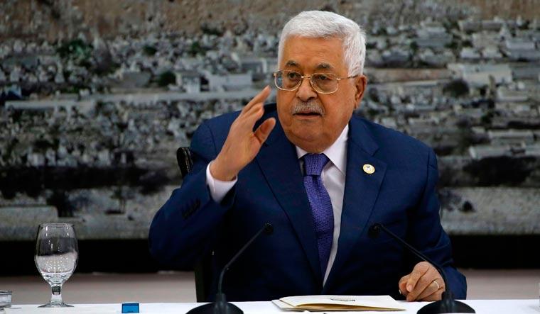 Palestine-Abbas-President