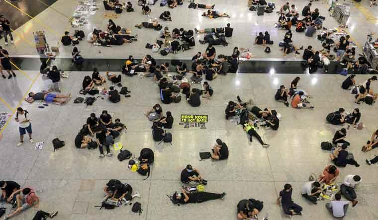 TOPSHOT-HONG KONG-CHINA-POLITICS