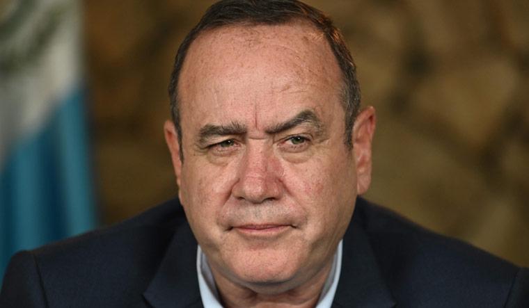 Guetemala-President-AFP
