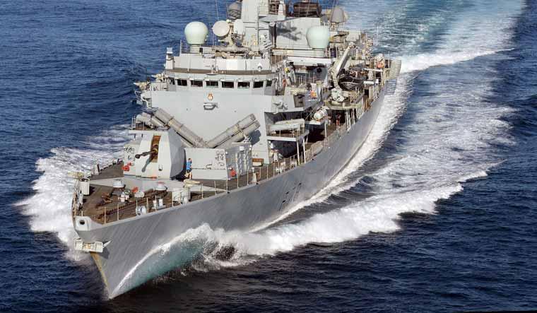 AFP-HMS-Kent