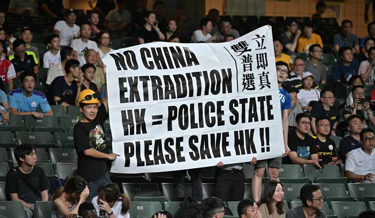 Hong Kong protests: Defending civil liberties and resisting Beijing's overreach