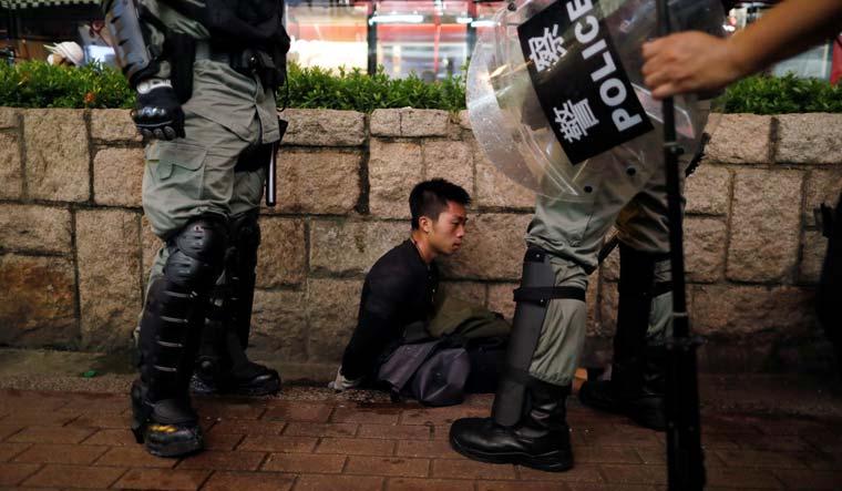 Google disables YouTube campaign aimed at Hong Kong protests