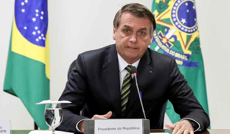 TOPSHOT-BRAZIL-BOLSONARO-GOVERNORS-AMAZON-FIRES