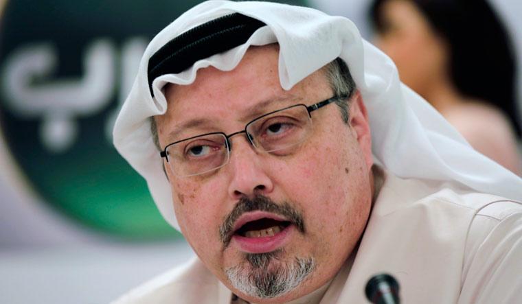 Jamal Khashoggi AP