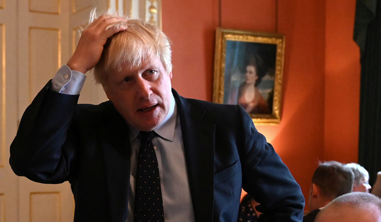 Boris Johnson's Brexit Plans Hit Turbulence After Conservative Defection