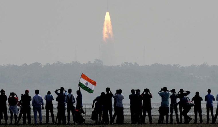 ISRO-PSLV-launch-AFP
