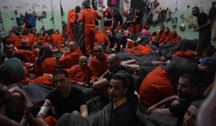 ISIS prisoners bhanu