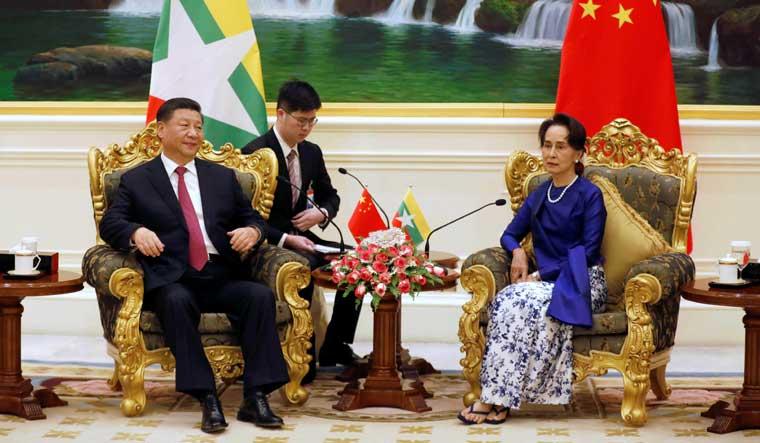 Xi-Jinping-Aung-Suu-Kyi-Myanmar-Reuters