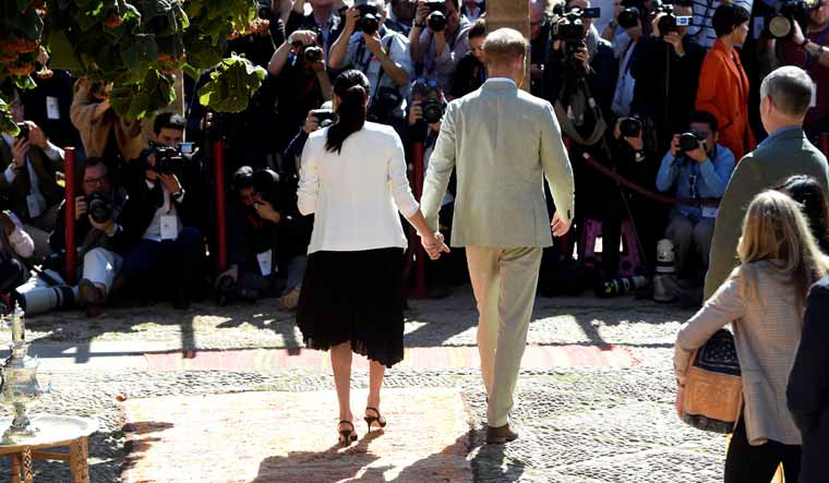 Despite dropping their titles, Harry and Meghan could still earn millions