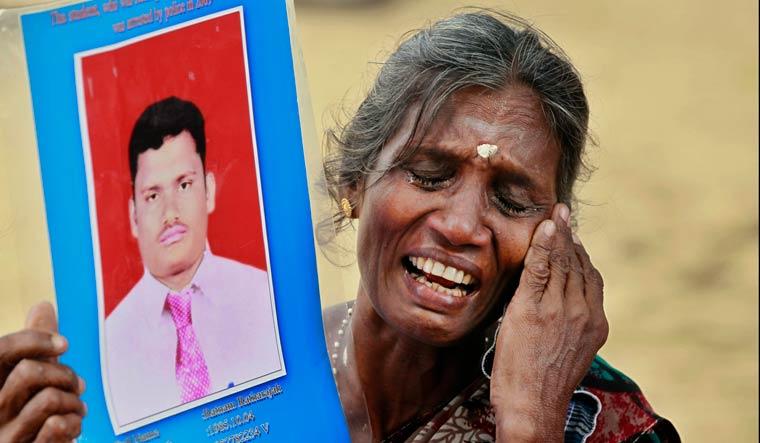 Sri Lanka president says thousands of war missing are dead