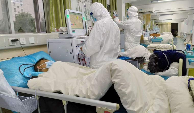 Senior doctor dies of coronavirus in China; death toll soars to over 1,800