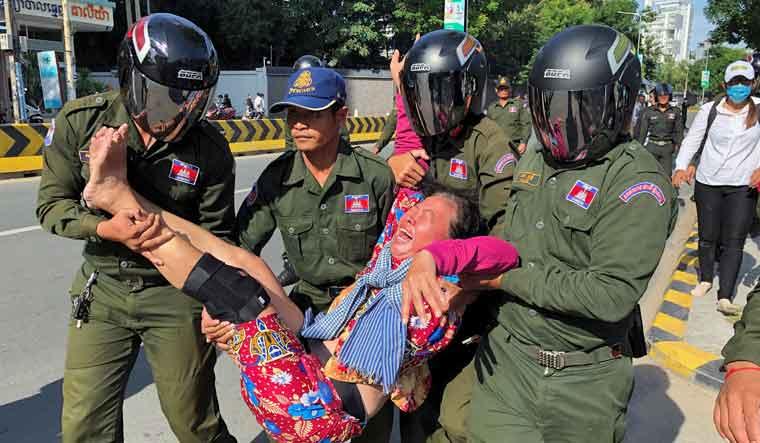 CAMBODIA-PROTESTS/