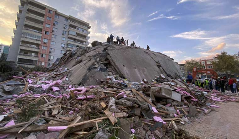 Turkey earthquake: Death toll rises to 24, over 800 injured