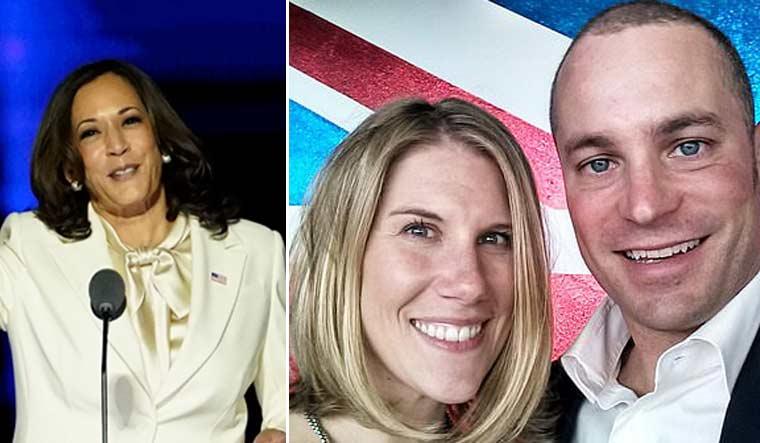Ex Google Exec Resigns From School Board After Wife S Racist Tweets On Kamala Harris The Week