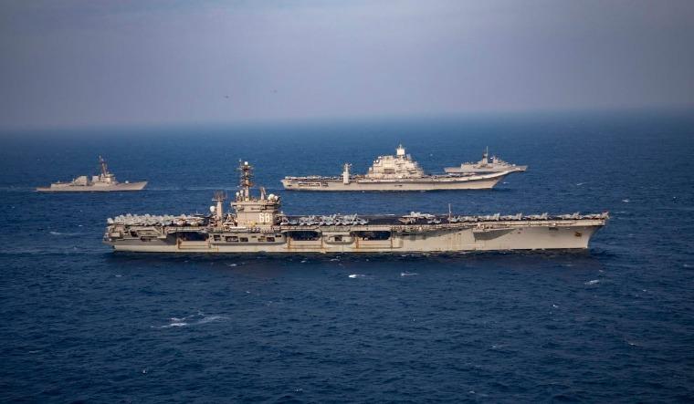 SecNav Braithwaite Aims to Create New 1st Fleet for Indo-Pacific