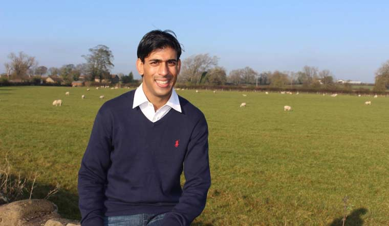 Indian-origin UK politician Rishi Sunak | image source: rishisunak.com