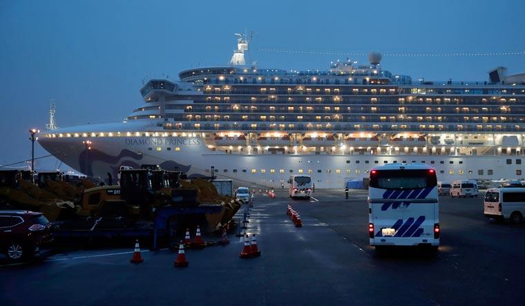 Japan-cruise-ship-coronavirus--Diamond-Princess-AP